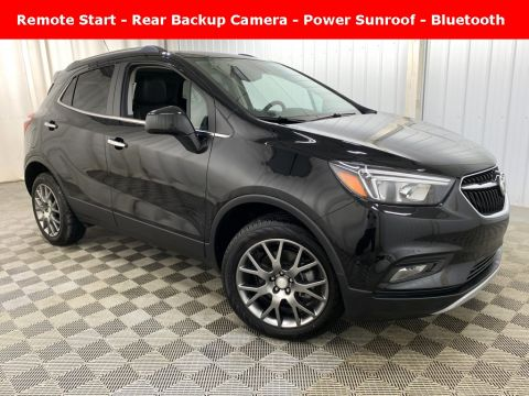 Pre-Owned 2020 Buick Encore Sport Touring